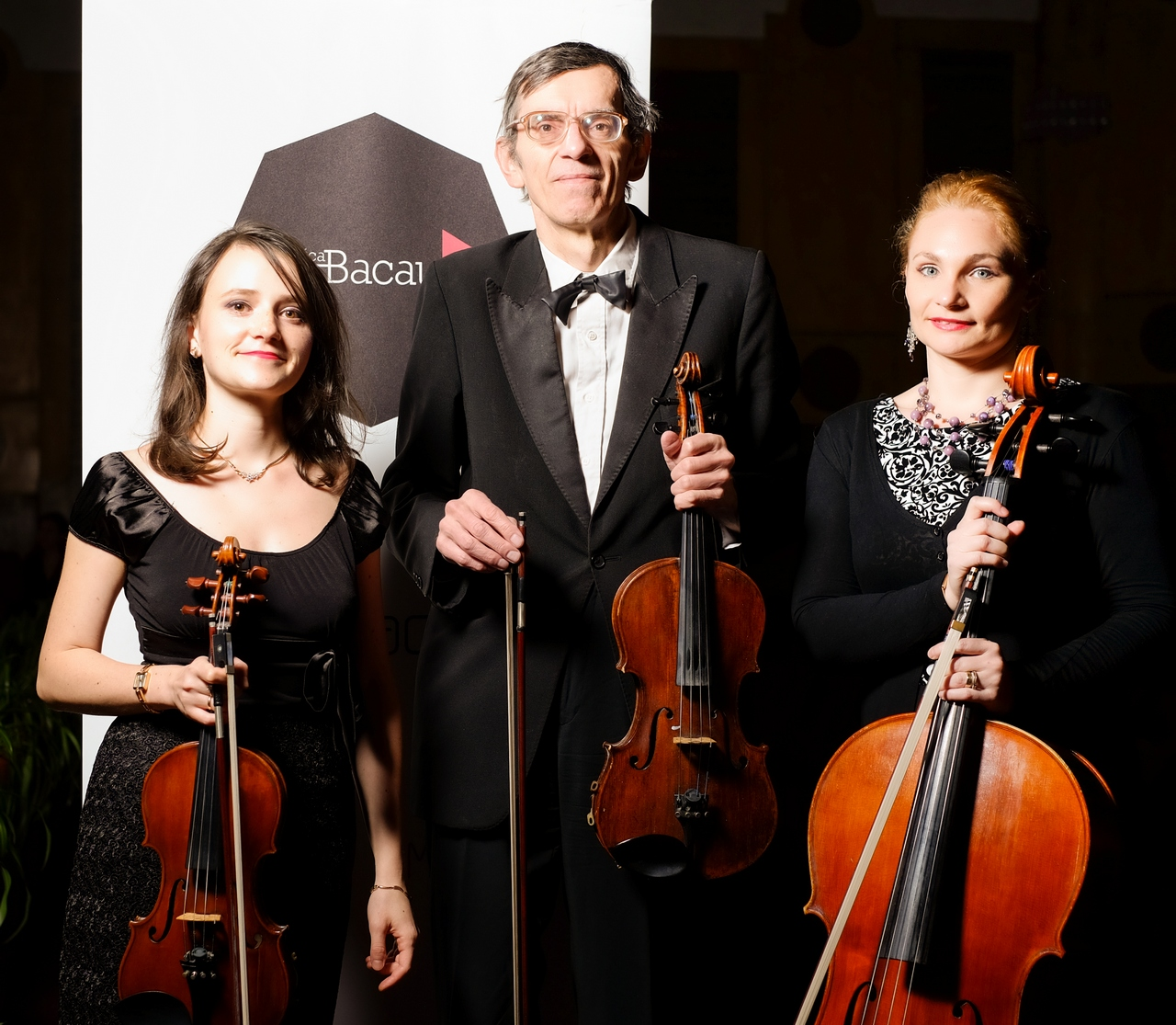 Filarmonica Mihail Jora Bacau - Formatii camerale - Trio Ateneu