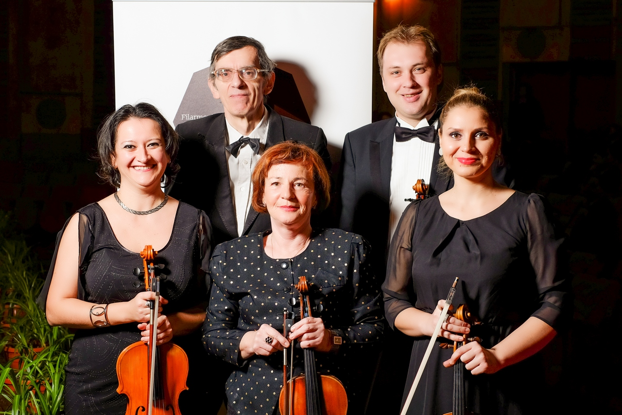 Filarmonica Mihail Jora Bacau - Formatii camerale - Partida viola